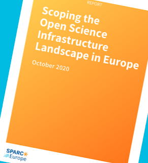 Scoping the Open Science Infrastructure Landscape in Europe. October 2020