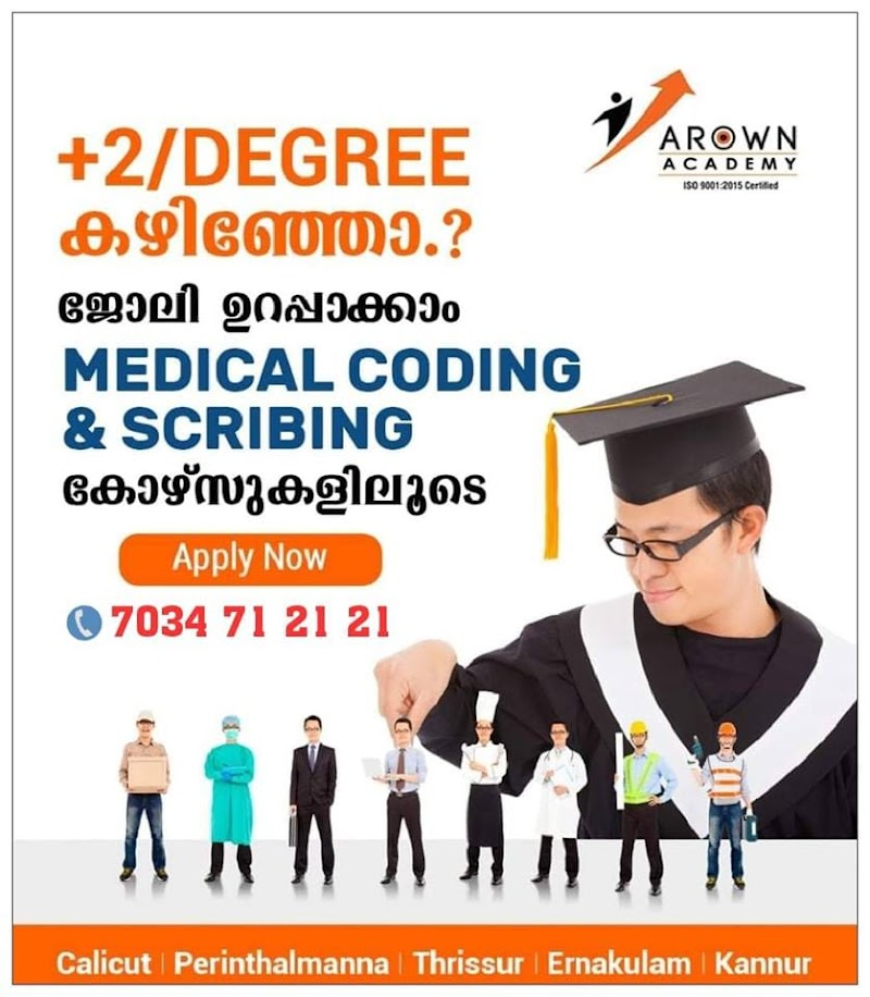 After +2/Degree ensure Job by Medical Coding and Scribing Course