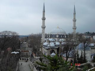 yurtiçinde gezilecek dini yerler eyup sultan camii