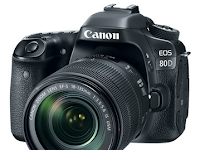 Canon EOS 80D Software Download
