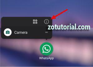 Cara OFF WA Tanpa Mematikan Data dan WiFi by zotutorial.com
