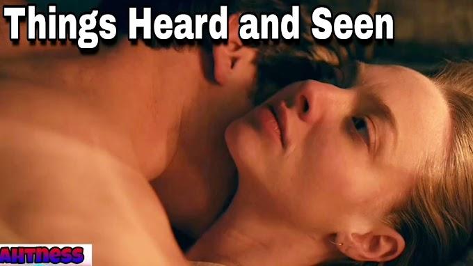 Amanda Seyfried sexy scene - Things Heard and Seen (2021)