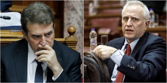 """Μετάλλαξη είναι όταν ο σύντροφος Μιχάλης """"ντύνεται"""" Νεοδημοκράτης και ο σύντροφος Γιάννης Συριζαίος..."""
