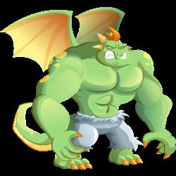 Dragón Rabioso