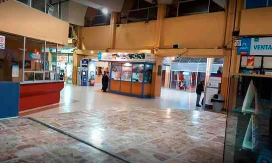 Horario completo Salida Bus Cuenca a Shushufindi