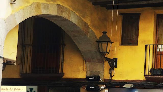 Carrer Caputxes, Santa Maria del Mar, Born, Ribera, Barcelona