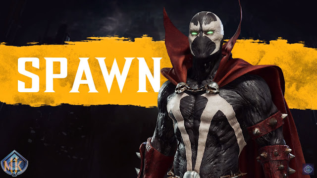 Toy Fair 2020 UK Bandai UK on McFarlane Toys Mortal Kombat 11 Spawn