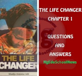 the life changer by khadija abubakar