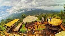 Oemah Bamboe Merapi, Spot Kece Untuk Melihat Megahnya Gunung Merapi dan Merbabu