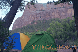 """السلطات تحذر السياح من الاحتيال بجبل الكاتدرال  """" امسفران """""""