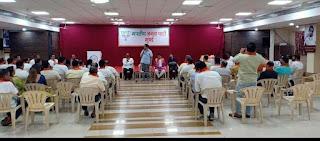 #JaunpurLive : मुंबई 1000 स्थानों पर होने वाले उभामो के चौपाल का कल से आगाज