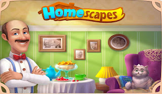 Homescapes APK MOD