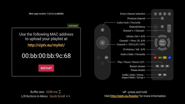 تفعيل تطبيق SMART IPTV, smart iptv شرح