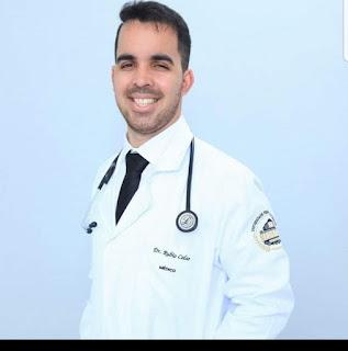LIVE DO FÁBIO BRITO entrevista médico Monteirense Dr. Rúbio Celso