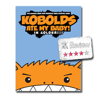 Frugal GM Review: KOBOLDS ATE MY BABY!