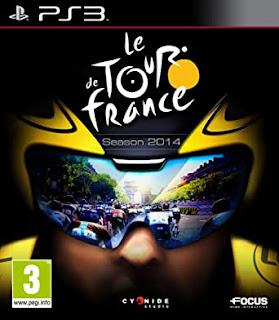 Le Tour de France 2014 PS3 Torrent