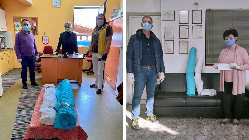 Συστράτευση Σταύρου Κελέτση με Πολιτιστικούς Συλλόγους του Έβρου στον αγώνα κατά του κορωνοϊού