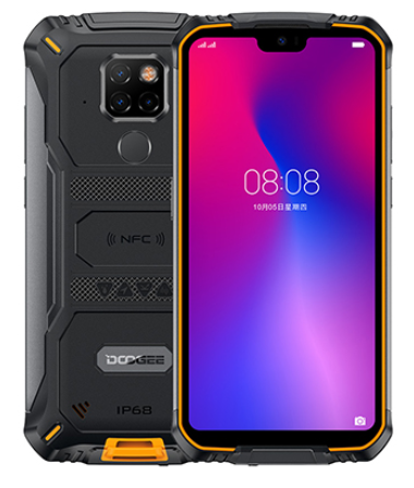 Doogee S68 Pro made with aluminium alloy, triple cameras huge battery