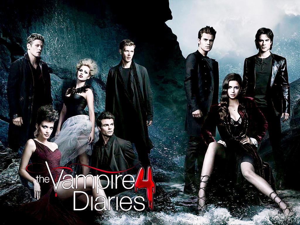 Vampire Diaries Hd Wallpapers 1366x768 Wallpaper Vampire Diaries Season 4