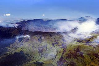 3 Kerajaan Di Lereng Gunung Tambora