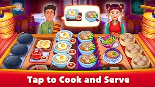 Asian Cooking Star: Jogos divertidos de cozinha mod apk