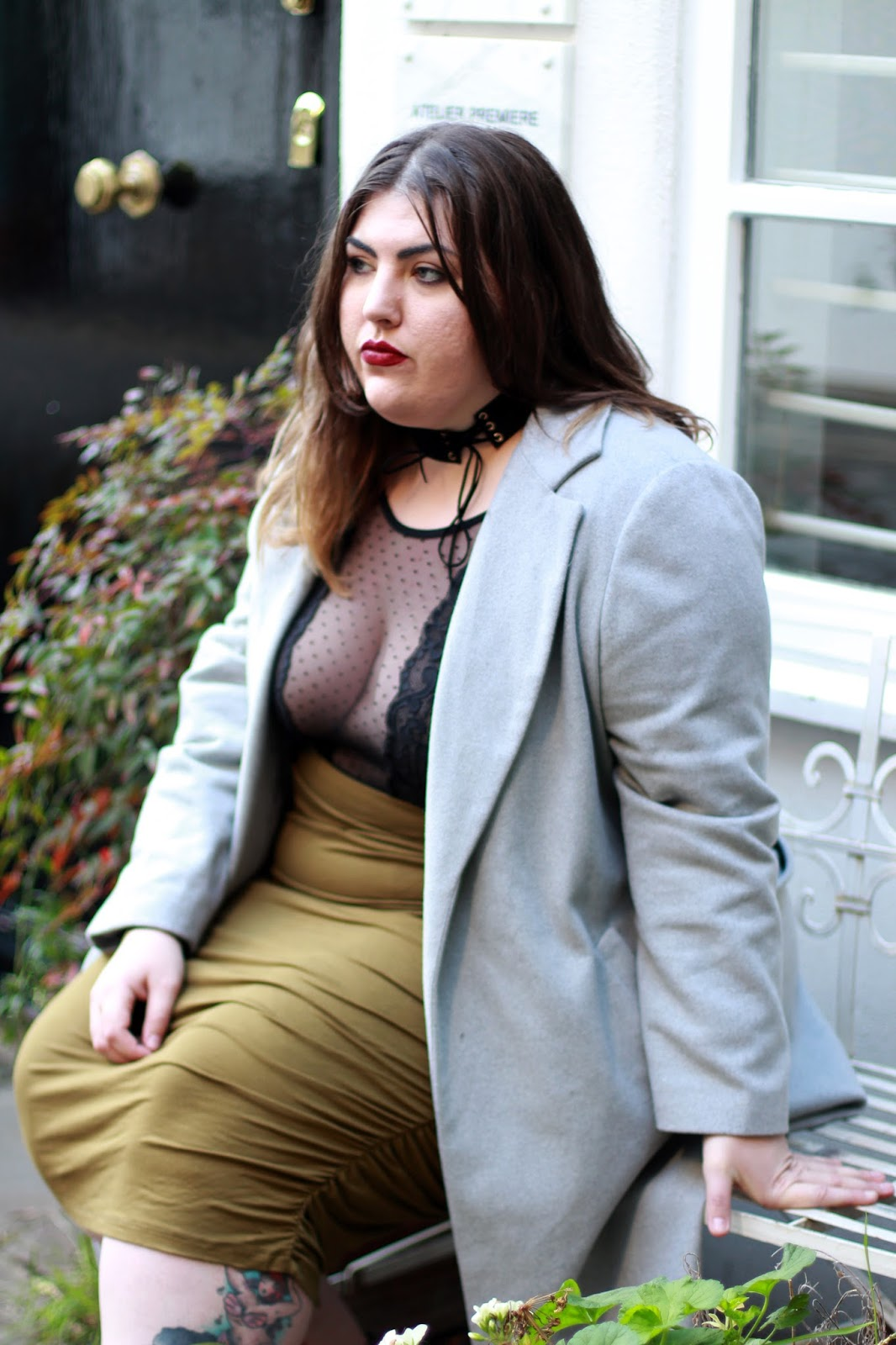 Plus Size Lingerie Body Suit Wear As Clothes - Style Advice