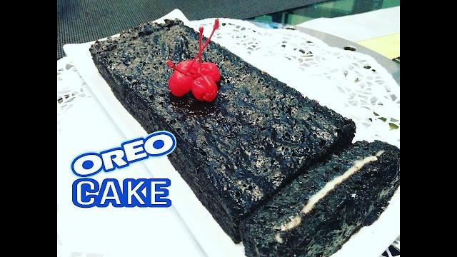 Cara Buat Oreo Cake Viral Dengan 2 Bahan dari OREO DAN SUSU (Brownies Oreo)