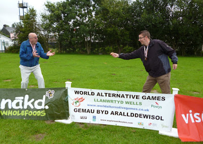 Egg Throwing Championships at the 2012 World Alternative Games