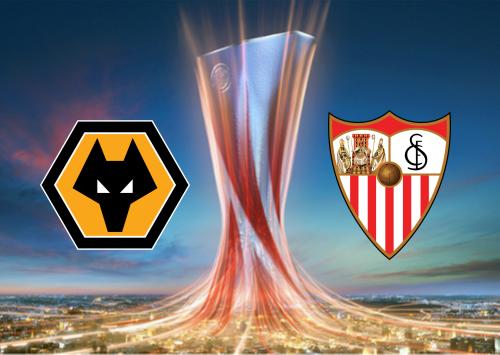 Wolverhampton Wanderers vs Sevilla -Highlights 11 August 2020