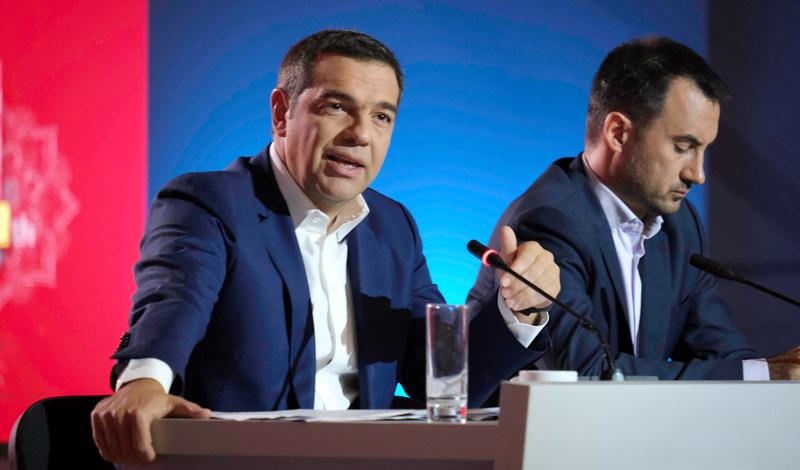 Αλ. Τσίπρας: Η κυβέρνηση πρέπει να πάρει στα σοβαρά τις αντιδράσεις της τοπικής κοινωνίας της Θράκης για τα χρυσωρυχεία