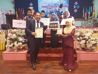 Anugerah Khas Teknologi Pendidikan: Tahniah Kepada Team Hebat ICT Di Kedah