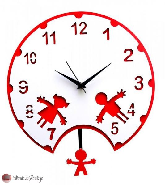 Wall Clocks For Kids Rooms 17