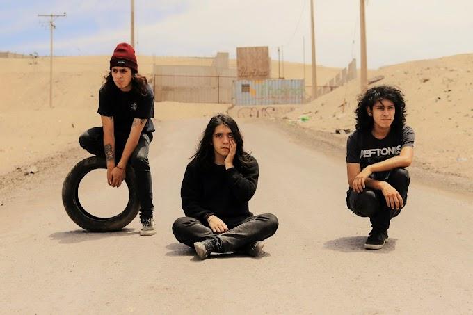 """Desde el norte de Chile llega Morticia, estrenando su disco """"Sangre"""". Una propuesta grunge/rock"""