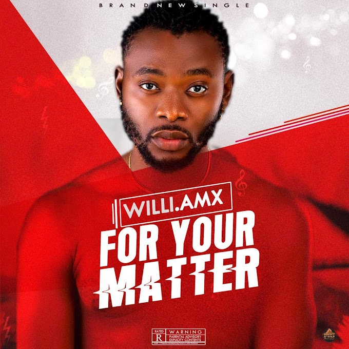 [Song] Willi.amx - For Your Matter
