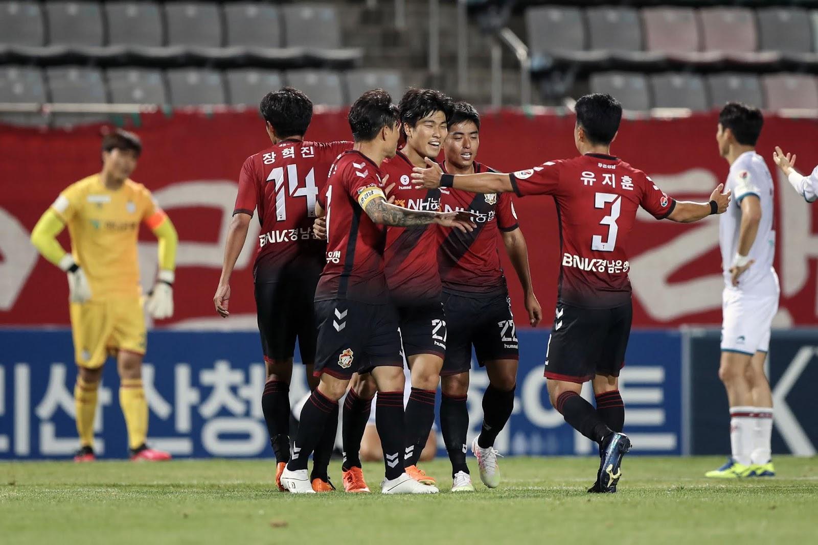 FA Cup preview: Gyeongnam FC vs Mokpo City FC