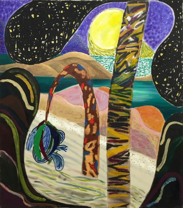 Американский художник. Shara Hughes