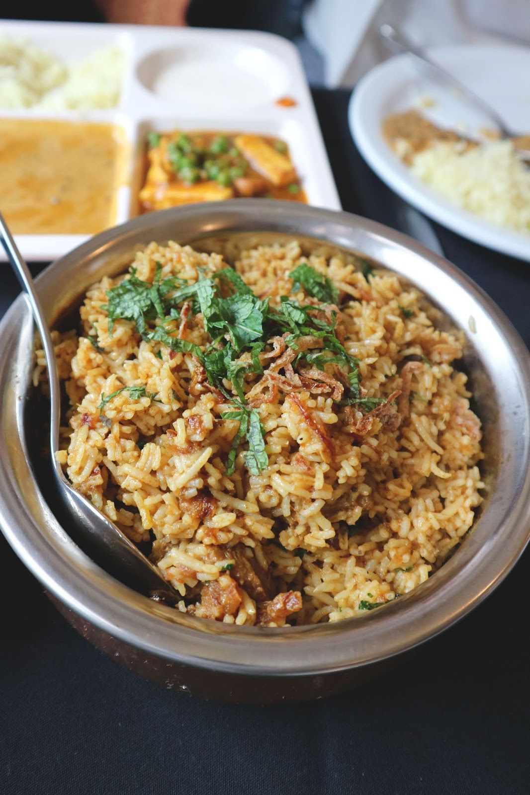 Namaste Kingston - New Indian Restaurant - Biryani