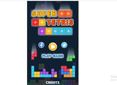 game jadul, tetris, supertetris