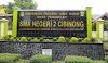 Saat Dikonfirmasi Didampngi Oknum Polisi : Kepsek SMAN 2 Cibinong Kab Bogor  Tidak Taransparan  Terkait Dengan Dana Proyek Pembangunan Pos Satpam dan Tembok Sekolah