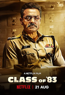 Class of 83 (2020) Netflix 720p HDRip 1GB