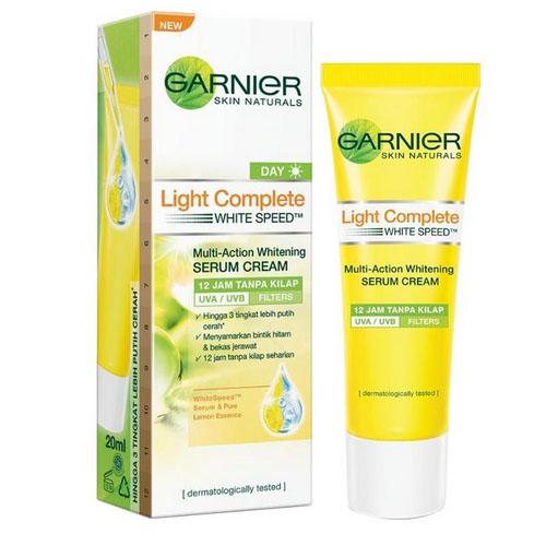 Daftar Harga Garnier Light Complete Series Terbaru 2018