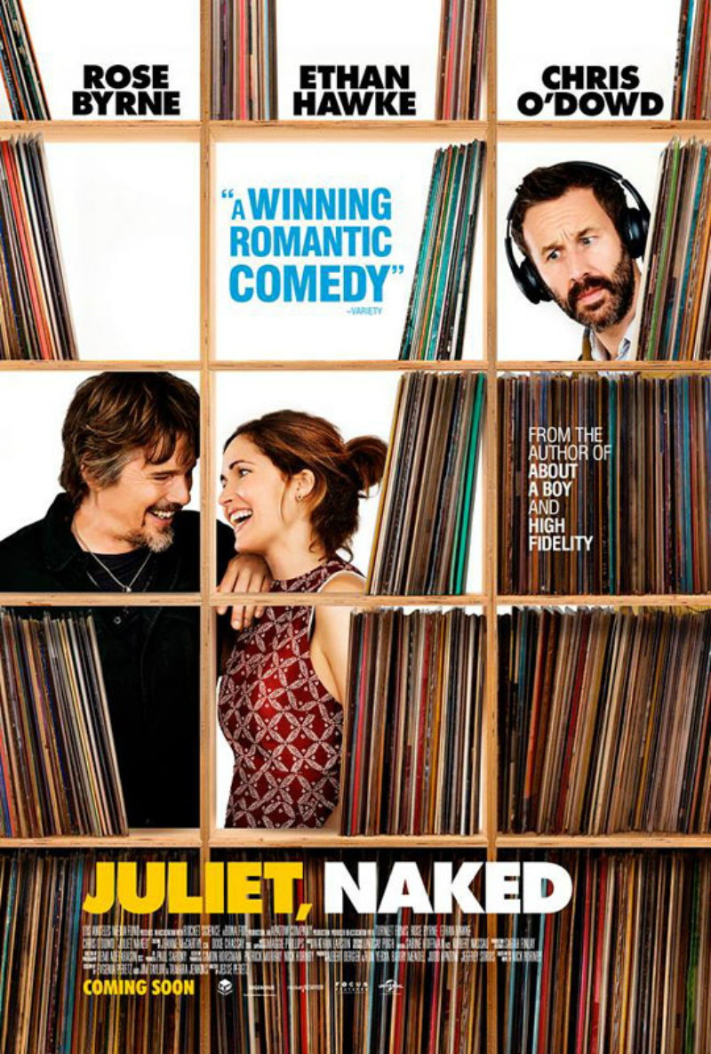 juliet naked poster