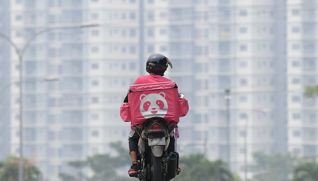 Mcdonald delivery
