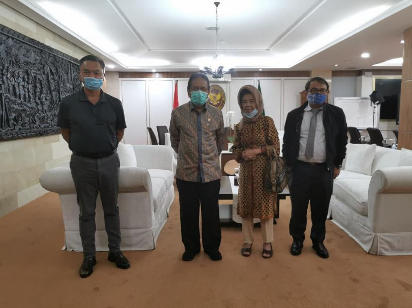 Dino Heran, Dalang Mafia Tanah Dilepas, Para Kroco Ditahan Polisi