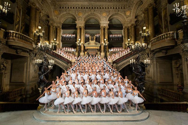 Compañía de ballet de la Ópera Garnie
