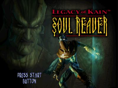 Legacy of Kain Soul Reaver Dreamcast ISO - Download Game PS1 PSP