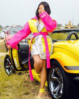 #BBNaija Tacha Fashion And Style Looks