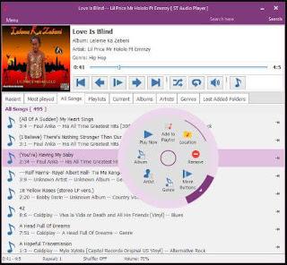 برنامج, حديث, لتشغيل, أي, ملف, وسائط, مع, مشغل, صوتى, قوى, لنظام, ويندوز, ST ,Audio ,Player