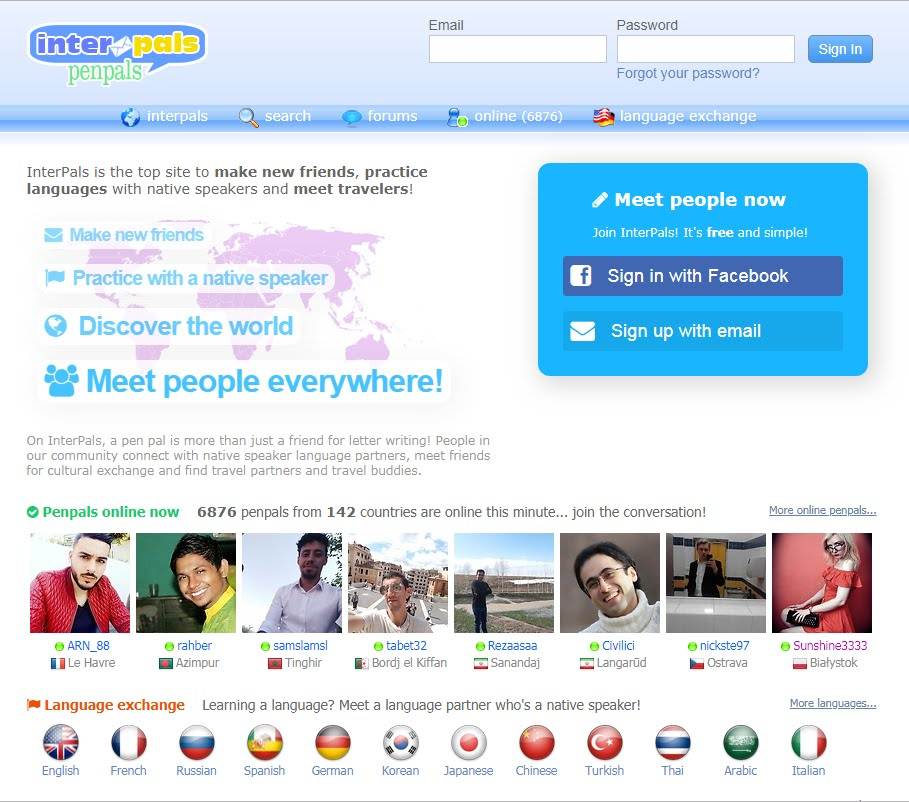 The Best Social Networking Site For Students And Travelers