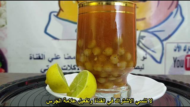 حمص الشام بالطريقة الاسكندراني عندنا وبس و تحدي الشيف محمد الدخميسي